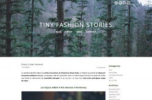 Dress Code Festival Tiny fashion stories