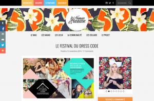 Le Festival du Dress Code Les Nanas d Paname