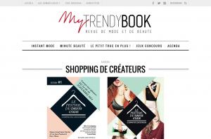 Shopping de créateurs My Trendy Book